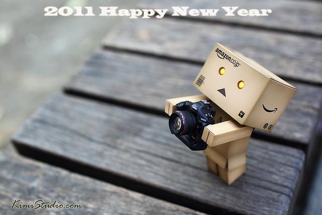 2011 Happy New Year Danboard