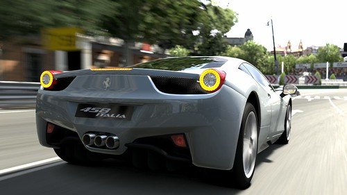 Ferrari 458 Italia 2009   by Peter Zoon