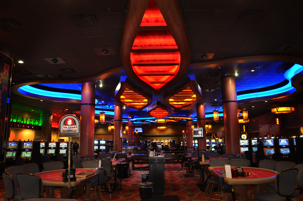 Interior Casino Decor Design - Casino Room Décor - Gaming … - Flickr