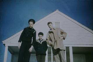 Three Brothers, 1943