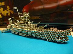 IMG_8013 - Space Battleship Yamato / Star Blazers by tend2it