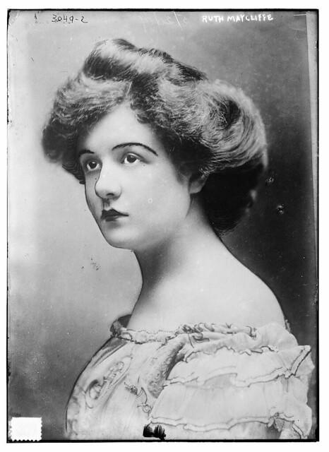 Ruth Maycliffe  (LOC)