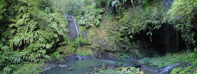 Sacred waterfall, Montagne d'Ambre