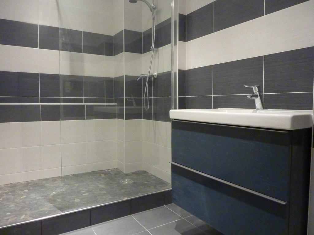 carrelage salle de bain  opus carrelage carreleur lyon  Flickr