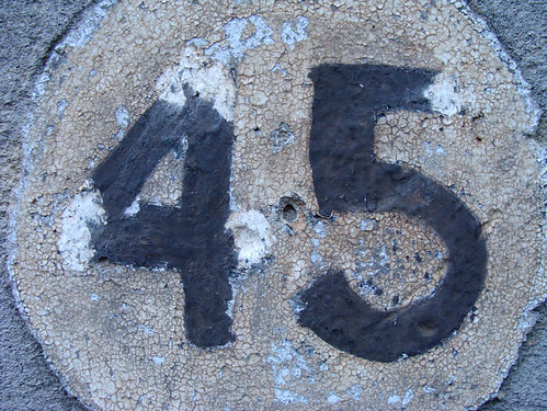 No 45 - crackled | by kirstyhall