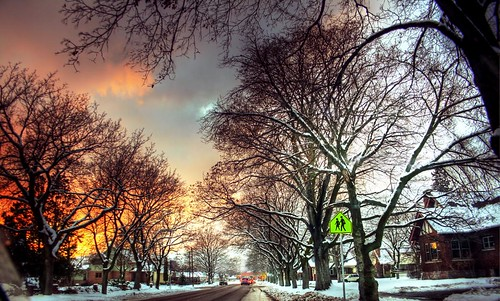 Winter Sunset in Missoula | by SheldonPhotography