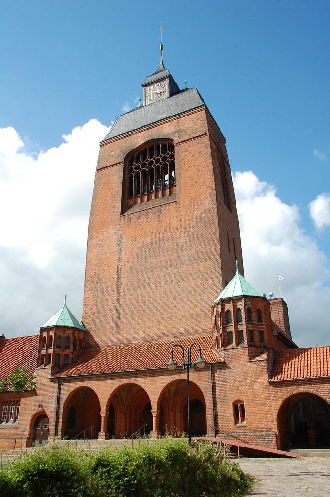 Petruskirche Kiel Wik