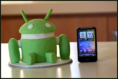 Android + Phone   by Tama Leaver