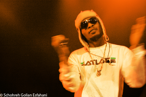 Del The Funky Homosapien II (Cannabis Cup XII)