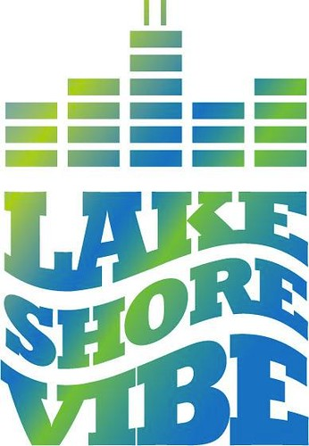 Lake Shore Vibe Logo | by April M. Williams