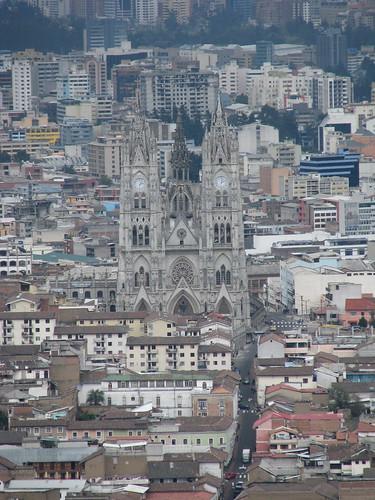 Views from El Panecillo, Quito | by mk_myles