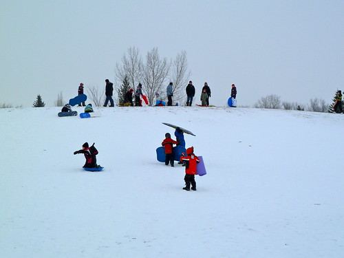 Sledding Party 2011 | by rob.wall