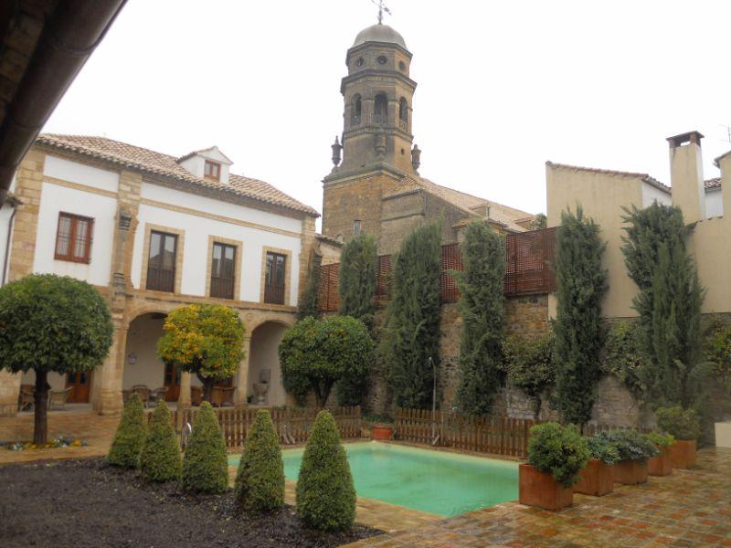 Jardín Palacio de los Dávila