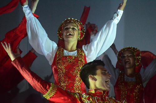 Ballet Rovesniki de rusia Русский балет Rovesniki