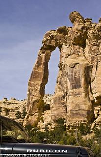 Eagle Canyon Arch   by IntrepidXJ
