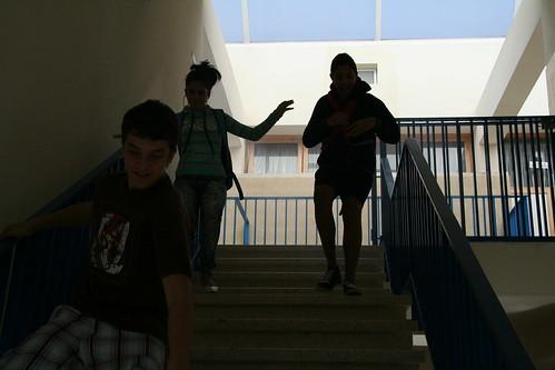 La fuga de clase