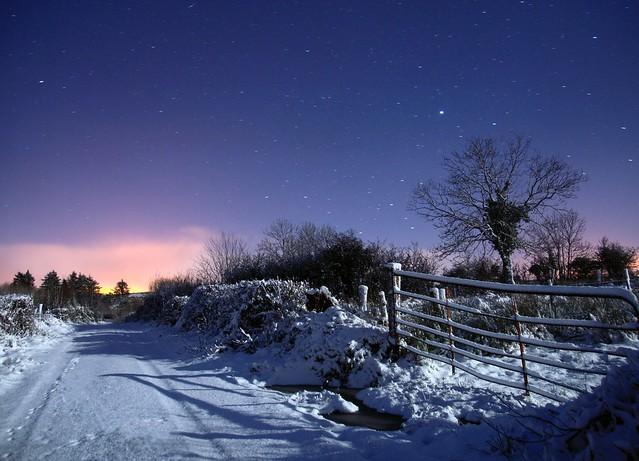 Derrysallagh Moonlight