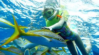 Snorkeling | by Carnival Cruise Lines