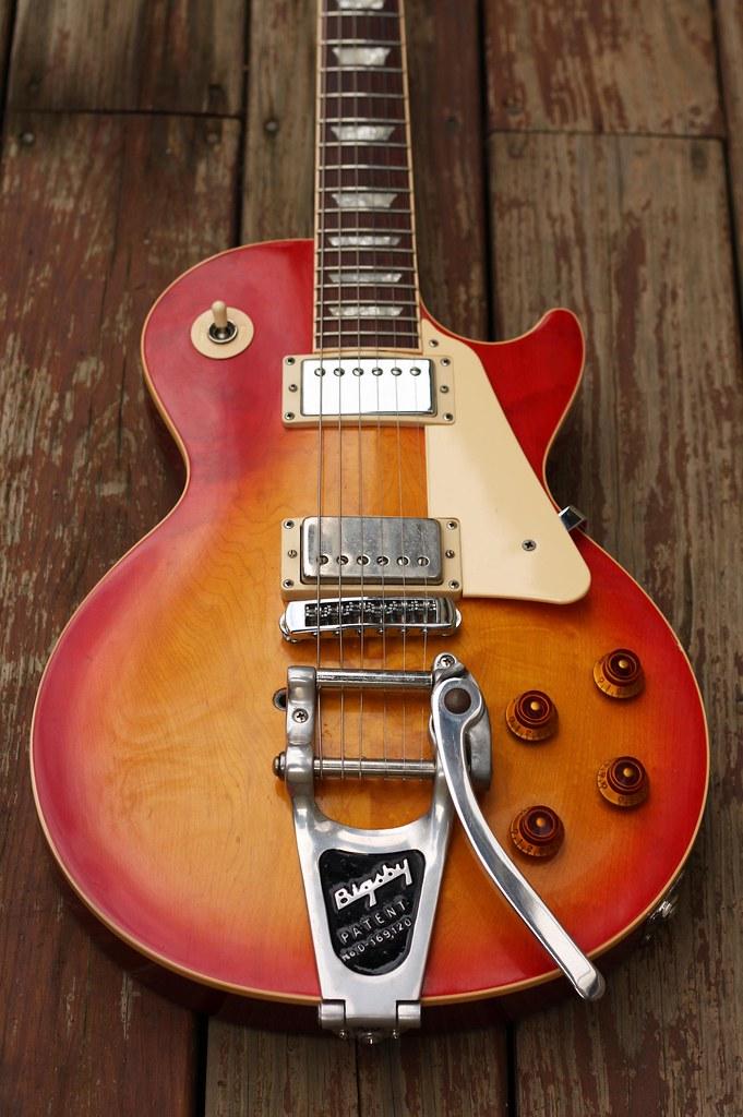 Gibson Les Paul Standard w/ Bigsby