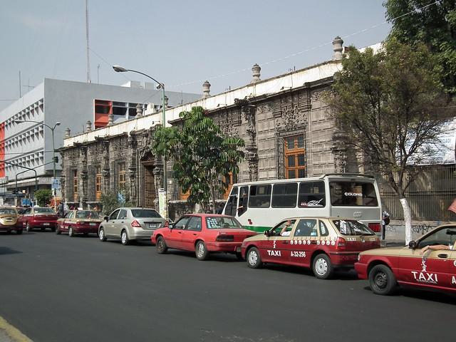 Casa de los Mascarones, Antiguo palacio del Conde de Orizaba (1766), Ciudad de México (2010)