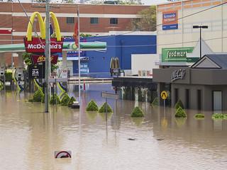 McDonald's Milton - Brisbane Floods | by Erik K Veland