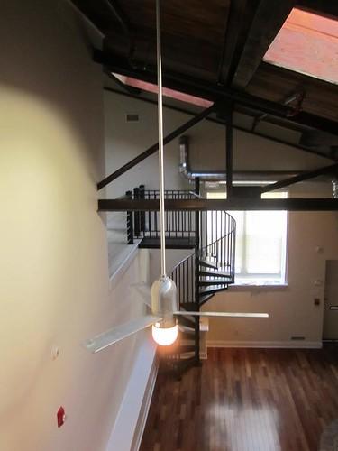 Ceiling Fan w/ 6 Foot Stem (2) | by Lauterborn Electric