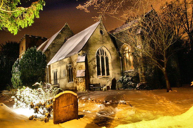 St Michael's Church Aldershot