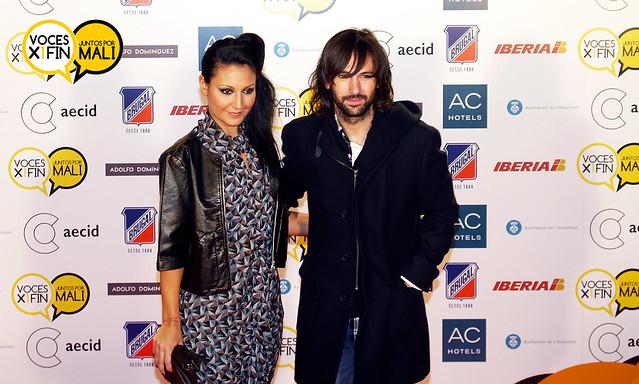 Ana Vera y David Otero