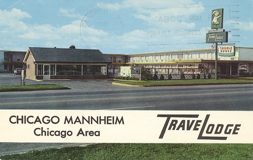 Chicago Mannheim Travelodge - Franklin Park, Illinois | by The Cardboard America Archives