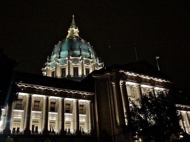 City Hall, San Francisco, CA, 2010