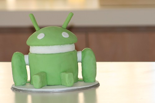 Android Cake