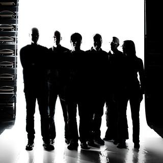 Electrixmas 2010: The gang