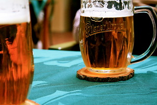 Pilsner Urquell   by Hugues Le Chevallier
