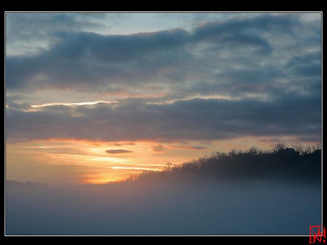 Jour ...et brouillard !