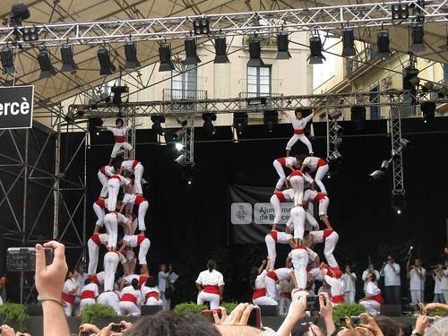 Barcelona: La Merce 2010