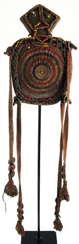9882a Beaded Doll, Kapseke, Cameroon | by ann porteus, Sidewalk Tribal Gallery