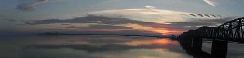 bridge sunset sun nikon romania coolpix olt p100 slatina nikonp100