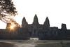 Dávno zapadlo slunce nad Angkorem, foto: Petr Nejedlý