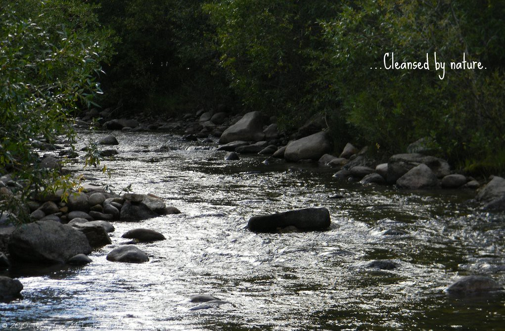 Fall River..© 2010 Terry Lee Michaels