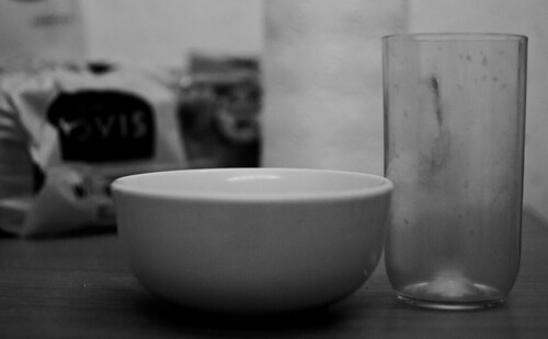 Bowl and Glass   by Rob Hayes.