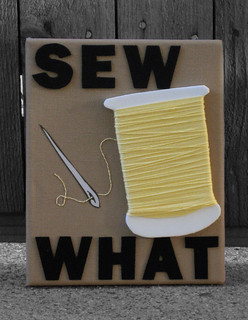 Sew What | by taniamc