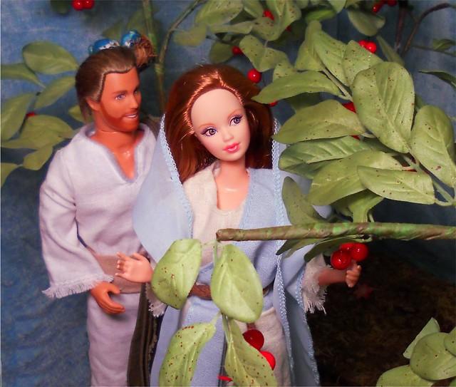 Cherry Tree Carol #9