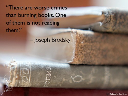 Worse crimes than burning books | by ecastro
