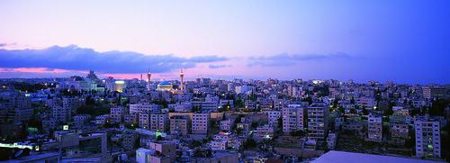 Amman at Dusk