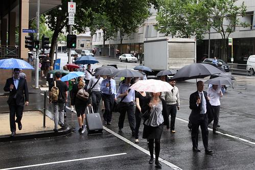 'Summer' in Melbourne