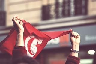Protest Tunisia | by Gwenaël Piaser