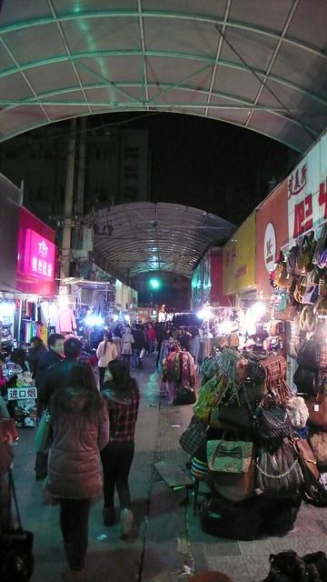 Zhengzhou - Market Lane