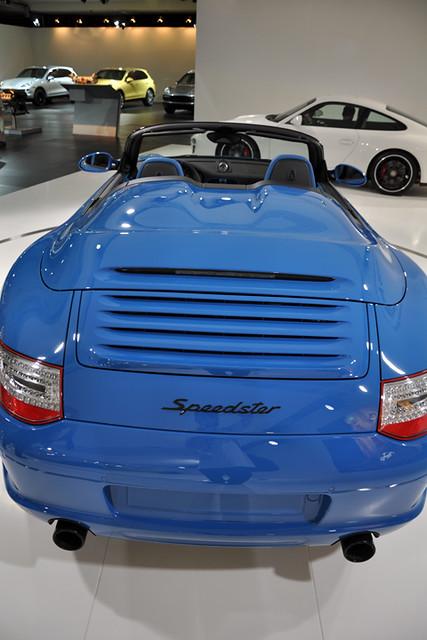 Speedster rear