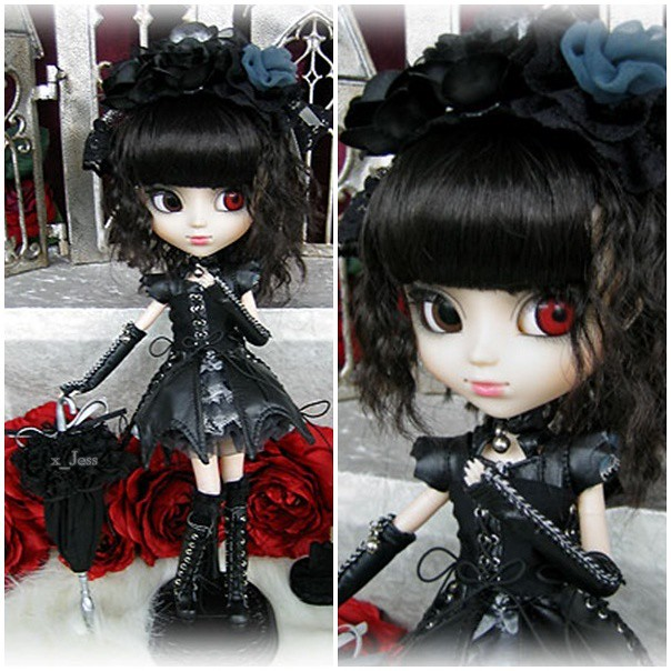 Gothic Lolita Yuki-chan Special Edition | Name: Gothic Lolit… | Flickr