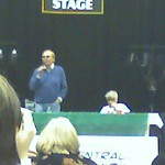 Adam West at Comicon 2009